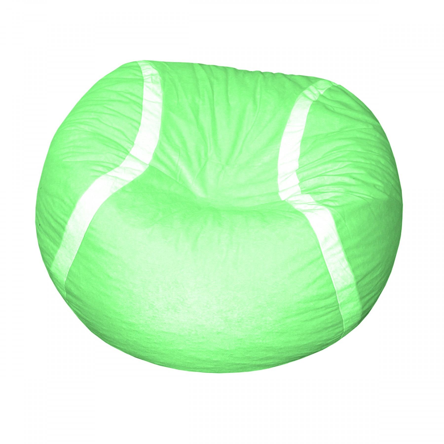 Strange Tennis Ball Bean Bag Machost Co Dining Chair Design Ideas Machostcouk